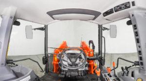 M5001 – Cab – Front Loader View – Studio